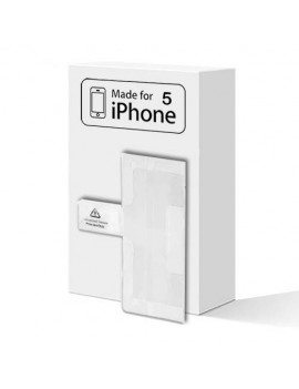 iPhone 5 battery stickers